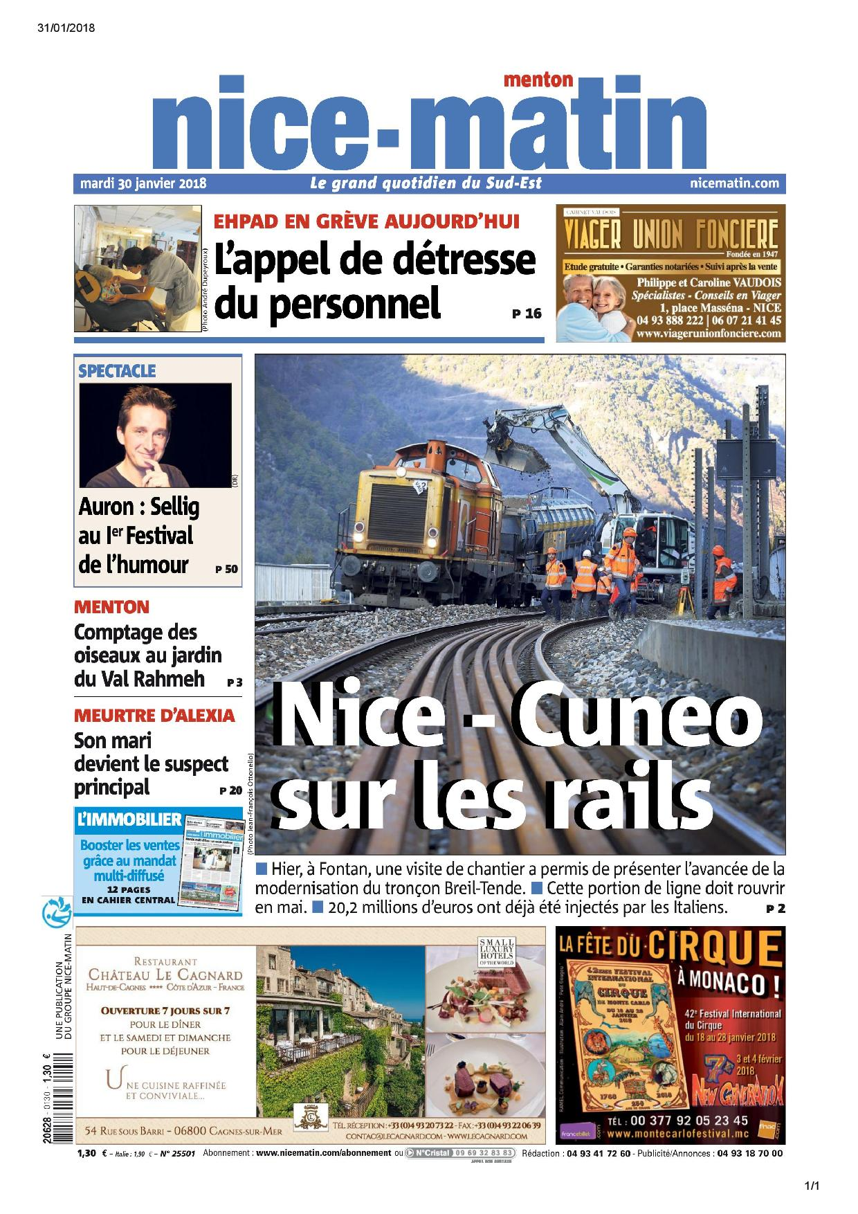 Article-NM-travaux-train-30 01 18 UNE