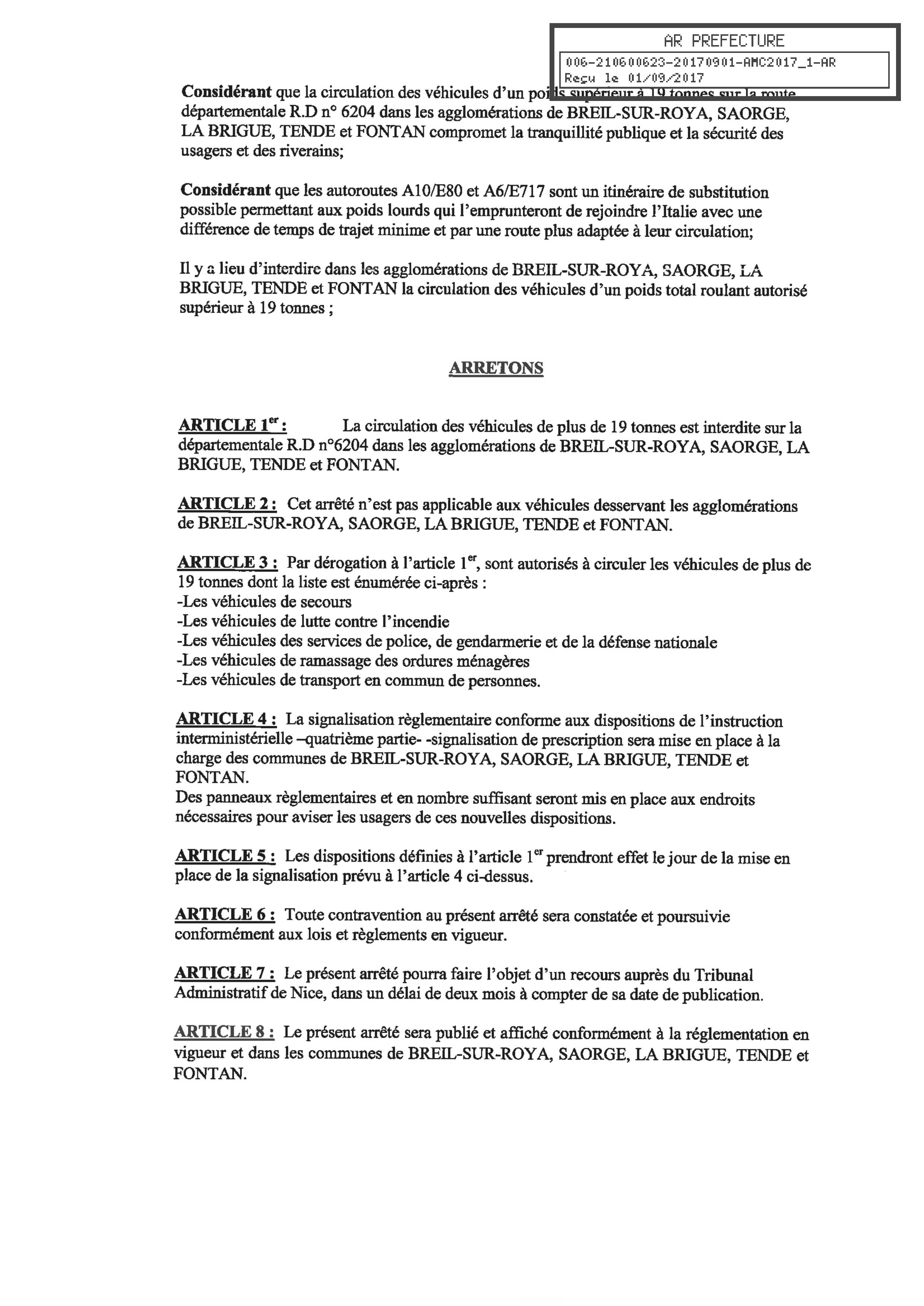 ARRETE-INTERDICTION-CIRCULATION-LIMITATION-TONNAGE-RD6204-AGGLO-BREIL-SAORGE-LA-BRIGUE-TENDE-FONTAN-page2